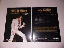 Elvis Presley - Sold out Vol. 9 - Brand New selead Double DVD.