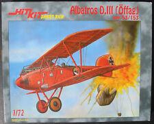 Hit Kit - Albatros D.III (Öffag) Ser.53/153 - 1:72 - Flugzeug Modellbausatz -Kit