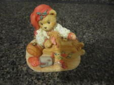 Cherished Teddies Ginger Bears By Enesco Painting Your Holidays With Love
