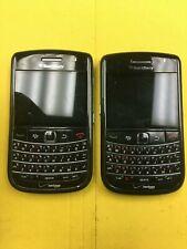 BlackBerry Bold 9650 - Black (Unlocked) Smartphone Lot of 2