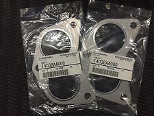 Subaru Exhaust Manifold Gaskets Suit All Turbo Models, STI , WRX 14038AA000 X2