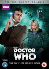 Doctor Who: The Complete Second Series - Russell T. Davies [DVD]