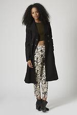 Floral Print Scuba Cigarette Trousers Ladies UK 6 RRP £42 Box1441 n