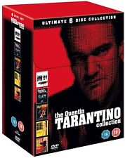 Tarantino Collection Ultimate 6 Disk Harvey Keitel, Tim Roth Brand New DVD