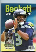 NEW BECKETT SPORTS CARD MONTHLY PRICE GUIDE MAGAZINE DECEMBER 2020, R. WILSON