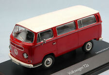 Volkswagen VW T2a Bus Rosso / Bianco 1 43 Schuco