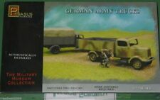 Pegasus 1/72 WW2 GERMAN ARMY TRUCKS set 7610