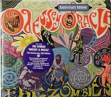 Zombies-Odessey & Oraccle UK psych expanded 2 cds  mono/stereo + bonus