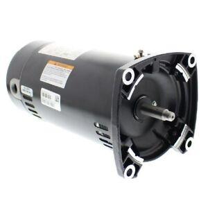 A.O. Smith USQ1102 1HP 115V/230V Square Flange Up Rate Pool Motor