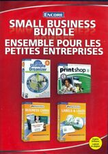 Small Business Bundle - Set of 4 - Includes Print Shop 22 + Business Card Maker