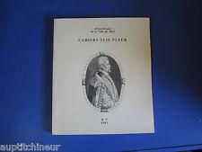 Bibliothèque ville de Metz cahiers Elie Fleur voir sommaire en photo n° 7 1993