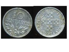 PORTUGAL  10  centavos 1974   ( bis )