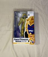 "NEW Hasbro Goldar Mighty Morphine 6"" Power Rangers Lightning Collection"