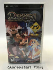 DISGAEA AFTERNOON OF DARKNESS - SONY PSP - NUOVO SIGILLATO NEW - NTSC VERSION