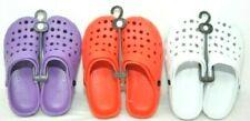 Women Hole Clogs Shoes Slip On Open Back Strap Beach Garden Water Pool