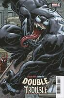 Spider-Man Venom Double Trouble #1 Connecting Marvel comic 1st Print 2019 NM