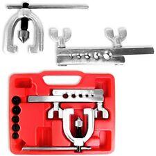 Double Flaring Tool Set Flarer Flare Kit