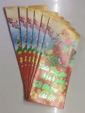 6pcs-set Red Envelopes, Bao Lì Xì - Xuân sang gieo hạnh phúc