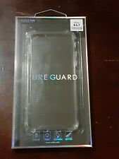 Pure Guard Clear Phone Case For IPhone 7 And 8 Shock Resistant