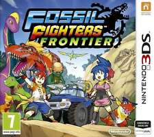 Fossil Fighters Frontier 3DS NUOVO ITA
