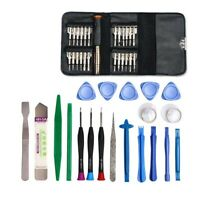 45 in 1 Mobile Phone Repair Tool Kit for iPhone 7/ 7Plus/6s/6/5s/5/4s 4 iPa O8E4