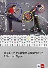 Baukasten theateraler Möglichkeiten: 8. bis 10. Schuljah... | Buch | Zustand gut