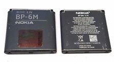 Nokia BP-6M 9300 6282 N93 6288 N73 N77 3250 6233 6234 Battery Oem 1100mAh