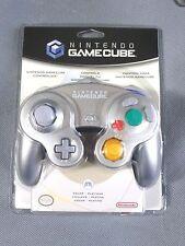 NEW UNOPENED Genuine Nintendo Gamecube/WII Controller-Platinum Collector Grade