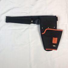 Black & Decker Drill Holster Cordless Tool Holder Belt Pouch Pocket US Strap