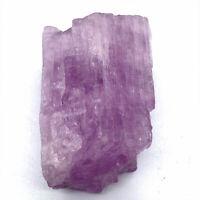 1pc Random Natural Rough Kunzite Spodumene Raw Stone Crystal Specimen Mineral