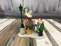 Lemax Dickens The Olde Lamp Vale Collection Holiday Decoration Xmas
