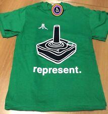 ATARI retro gaming représentent Sous Licence Écran T-shirt imprimé-homme taille S