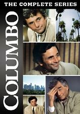 COLUMBO COMPLETE SERIES New 34 DVD Seasons 1-7 + All 24 TV Movies 1 2 3 4 5 6 7