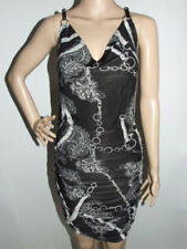 Floral Polyester/Spandex Stretch Dresses for Women