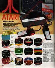 24 x 36 inch Vintage Retro Promo Video Game 006 ATARI Wall Poster