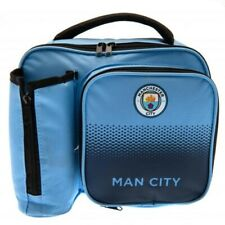 Manchester City Fade Lunch Bag With Bottle Holder