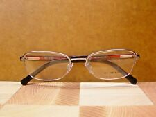 New Burberry glasses - B 1222 1006 Rx Frames - Silver Black Red 51/17/135