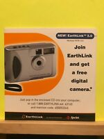 Pre-owned ~ EarthLink 5.0 Internet Explorer Software Disc PC CD-Rom 2000