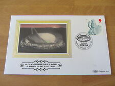 2007 Benham Silk Covers BS621 NEW WEMBLEY STADIUM M/S     (1 Cover)