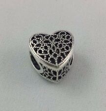 Pandora Filled With Romance Sterling Silver Charm #