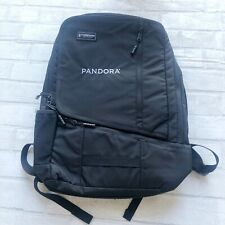 Timbuk2 Parkside Backpack Black  25L - Laptop Sleeve Pandora Logo
