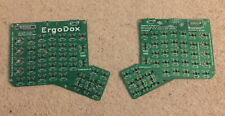 ERGODOX - SPLIT MECHANICAL KEYBOARD PCB SET - 1.6mm FR4 HASL