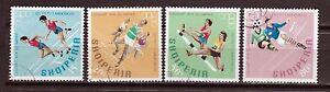 Albania A93 used 1968 4v Sport Olympics