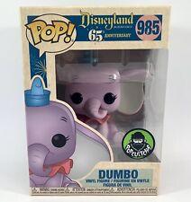 Disney DUMBO Purple Funko Pop Vinyl 65 Year Anniversary #985 *BRAND NEW*