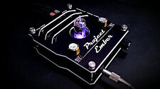 PROJECT EMBER II TUBE HEADPHONE AMPLIFIER / PRE AMP / ALUMINUM CNC'ED CHASSIS!