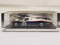 Spark S0923 Rothmans Porsche 962C Car#1 Winner 1986 LeMans Bell 1:43