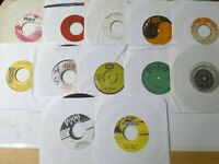 "Reggae Oldies/Dancehall 7"" Vinyl Single Lot #11"