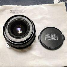 Objectif Carl Zeiss Jena 28mm 2.8