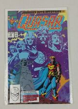 Marvel Comics Quasar #13 Journey Into Mystery Part 1 Comic Book Jim Lee Art