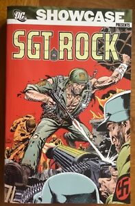 Sgt Rock Volume 3 DC Showcase Presents Trade Paperback / TPB DC Comics